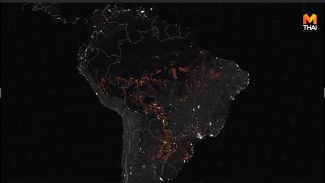 สรุปสถานการณ์ล่าสุด #PrayforAmazonas