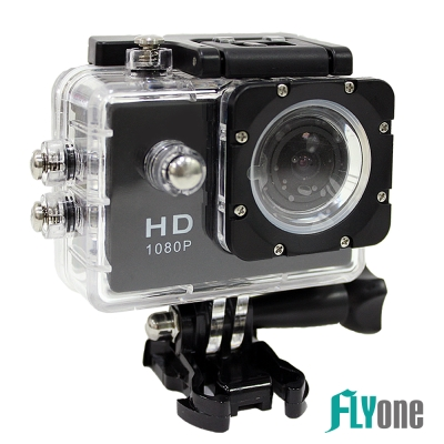 FLYone SJCAM SJ4000 防水型運動攝影機 汽機車兩用 行車記錄器