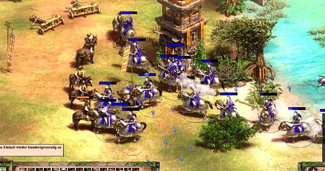 來見過《世紀帝國2:決定版》4K實機影片,超高畫質細節超多
