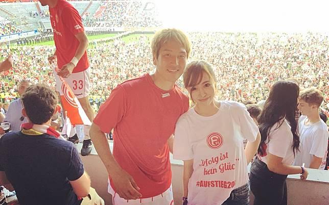 Inilah 5 Sosok Selebriti Yang Menjadi Istri Para Pemain Tim Nasional Sepak Bola Jepang