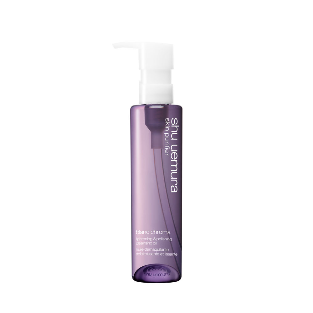 植村秀【覆盆子超淨白潔顏油150ml】91%天然植物油配方,越卸皮膚越好!清爽潔顏油質地、肌膚洗後柔嫩不緊繃!無礦物油成分,接睫毛也適用。