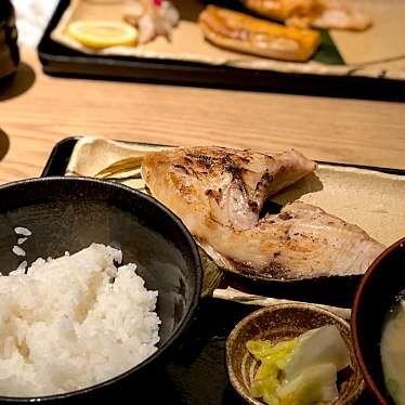 実際訪問したユーザーが直接撮影して投稿した代々木魚介・海鮮料理いかの墨 新宿駅南口マインズタワー店の写真