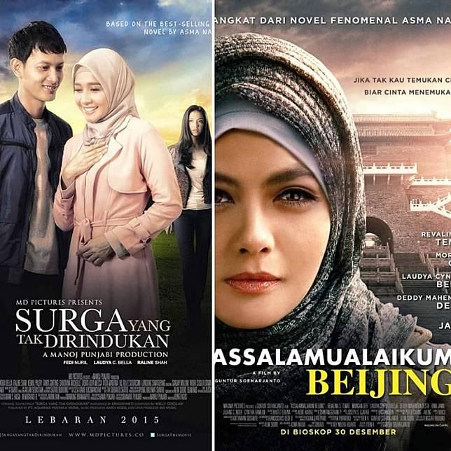 13 Film Religi Indonesia Buat Tontonan Selama Ramadan