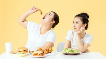減肥只會喊口號的星座女,憑實力發胖