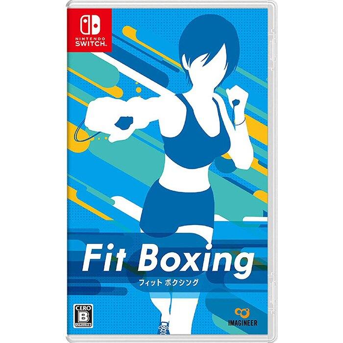 【NS】任天堂 Switch 減重拳擊 Fit Boxing《中文版》【三井3C】。人氣店家SANJING三井3C的數位、電視遊戲機、SWITCH 遊戲片有最棒的商品。快到日本NO.1的Rakuten