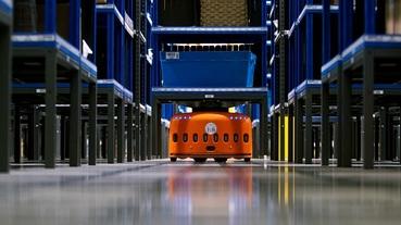 物流科技 / Amazon 倉儲機器人 Kiva Systems 運作影片