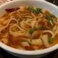 麻辣麺 - 実際訪問したユーザーが直接撮影して投稿した西新宿火鍋刀削麺・火鍋 XI'AN 新宿西口店の写真のメニュー情報