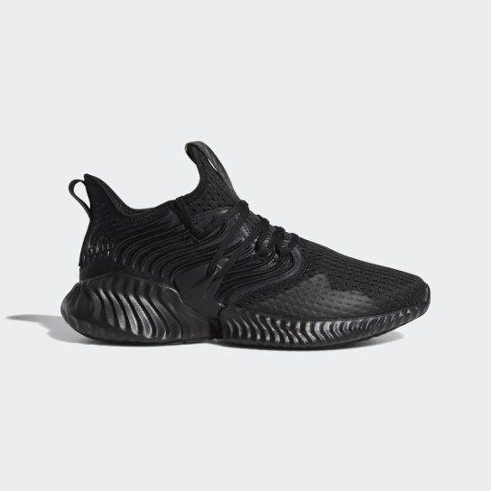 ISNEAKERS ADIDAS ALPHABOUNCE INSTINCT 全黑 極致黑 男鞋EF8263