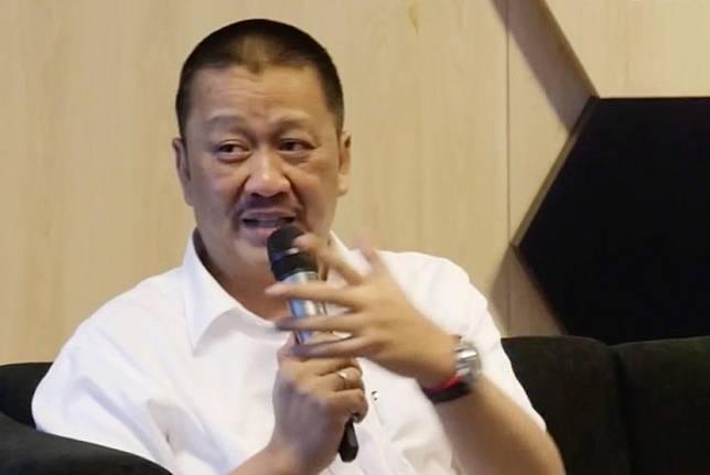 Direktur Utama Garuda Indonesia, Irfan Setiaputra