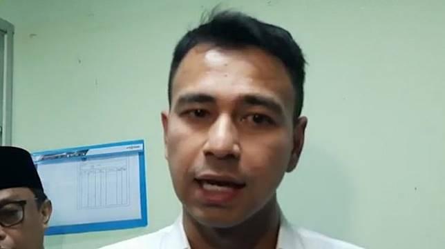 Raffi Ahmad (Suara.com/Yuliani)
