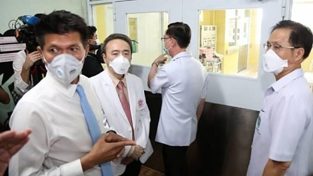 สธ.ยืนยัน สาวจีนป่วยโคโรนาไวรัสสายพันธุ์ใหม่รายที่ 5 มาไทยก่อนจีนปิดเมือง