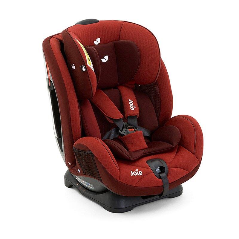 適用新生兒至7歲。靠背多段角度調整舒適的頭靠及小座墊設計。獨創專利設計的多段式護頸裝置。 360度全方位安全保護(前向、後向、側向保護)。