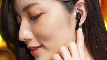 真無線耳機再添一款,realme 在台推出 Buds Air,同步發表 18W 快充行動電源