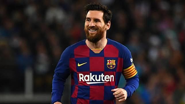 Lionel Messi dan Pengguna Nomor Punggung 10 di Barcelona