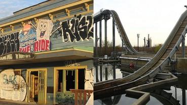 世界 5 大變成廢墟的大型遊樂園 台灣最恐怖的廢棄樂園果然是...