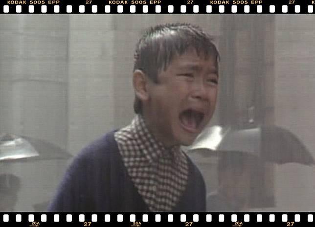 李泳豪演過多套韋家輝的劇集,包括《義不容情》。(互聯網)