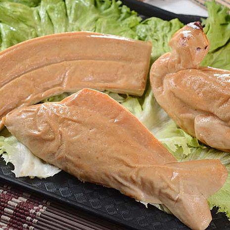 【大嬸婆】拜拜祈福素三牲(素雞+素三層+素魚)(限時下殺)