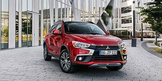 Mitsubishi tersandung kasus dieselgate di Jerman (Carscoops)