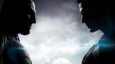 蝙蝠俠對超人:正義曙光預告正式曝光!