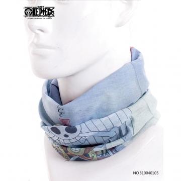 NO.810040105100% Polyester吸濕排汗、透氣、防風、柔軟。多重用途,可當頭巾、口罩、綁帶…等。台灣製造。