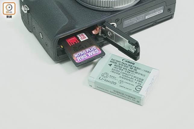 支援以USB Type-C端子為相機供電及充電,以配合長時間短片拍攝或直播需要。(莫文俊攝)