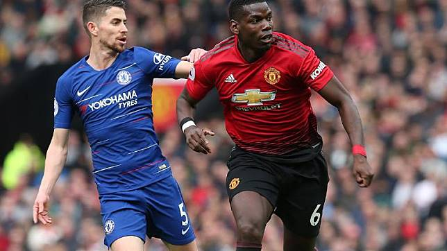 លទ្ធផលរូបភាពសម្រាប់ Paul Pogba Dihina Warganet, Twitter Sambangi Manchester United