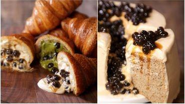全球都在瘋珍奶!台北晶華酒店推珍珠粉圓嘉年華,每道料理都可以吃到Q彈珍珠!