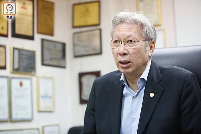 劉達邦批評新一輪紓困措施主要針對飲食業,對其他行業幫助有限。