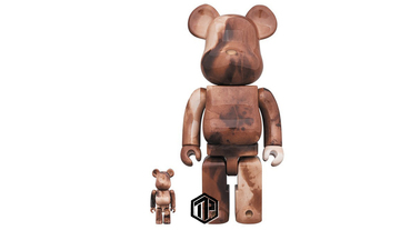 Medicom Toy x Pushead 推出聯乘 BE@RBRICK 玩偶!