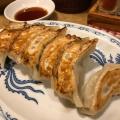 餃子 - 実際訪問したユーザーが直接撮影して投稿した歌舞伎町ラーメン専門店利しりの写真のメニュー情報