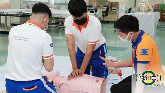 คณะพยาบาลศาสตร์ ราชวิทยาลัยจุฬาภรณ์ โชว์หลักสูตรคุณภาพดูแลผู้สูงวัยช่วยคนตกงานช่วงโควิด-19