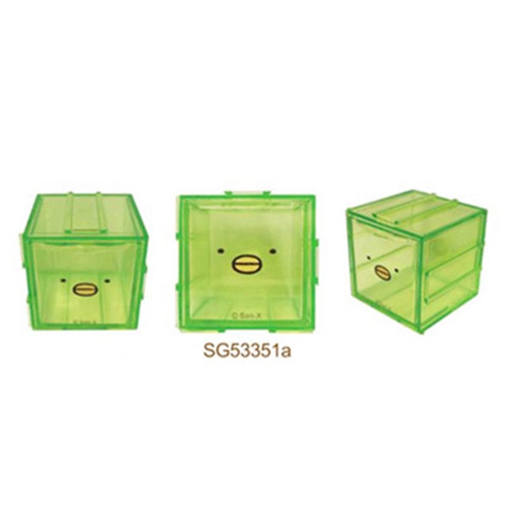 角落生物-小夥伴 組合式收納盒-企鵝SG53351a-LK 4718733242258 / -恐龍SG53351b-LK 4718733242265-白熊SG53351c-LK 47187332422