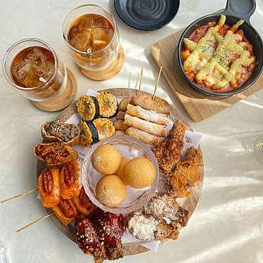 実際訪問したユーザーが直接撮影して投稿した大久保韓国料理韓友家 新大久保店の写真
