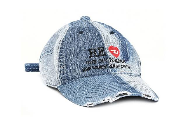 DIESEL RED TAG x READYMADE Baseball Cap(互聯網)