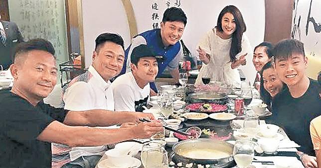 林夏薇的食店不時成為明星的聚腳地,如黎耀祥、胡定欣、蕭正楠等。