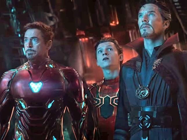 蜘蛛俠與其他漫威超級英雄有交集的場面不復再。
