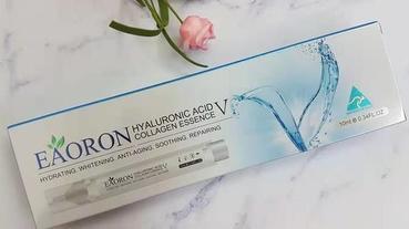 【保養】EAORON水光針 玻尿酸及膠原蛋白的分子細成份純, 效果好,超推薦啦!