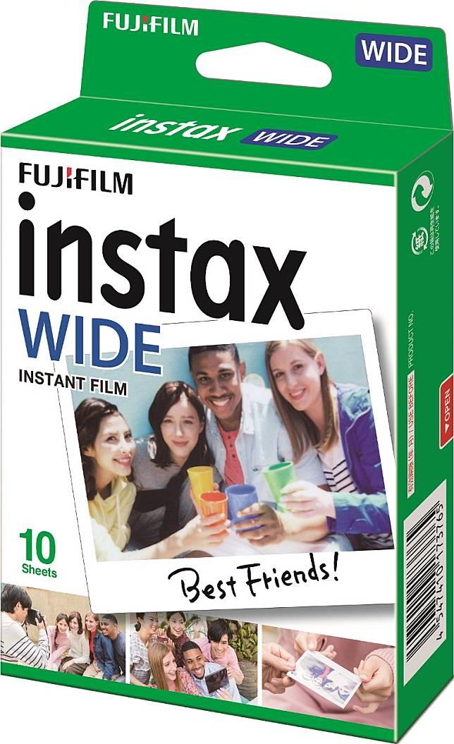 相機需配合instax mini菲林使用。(互聯網)