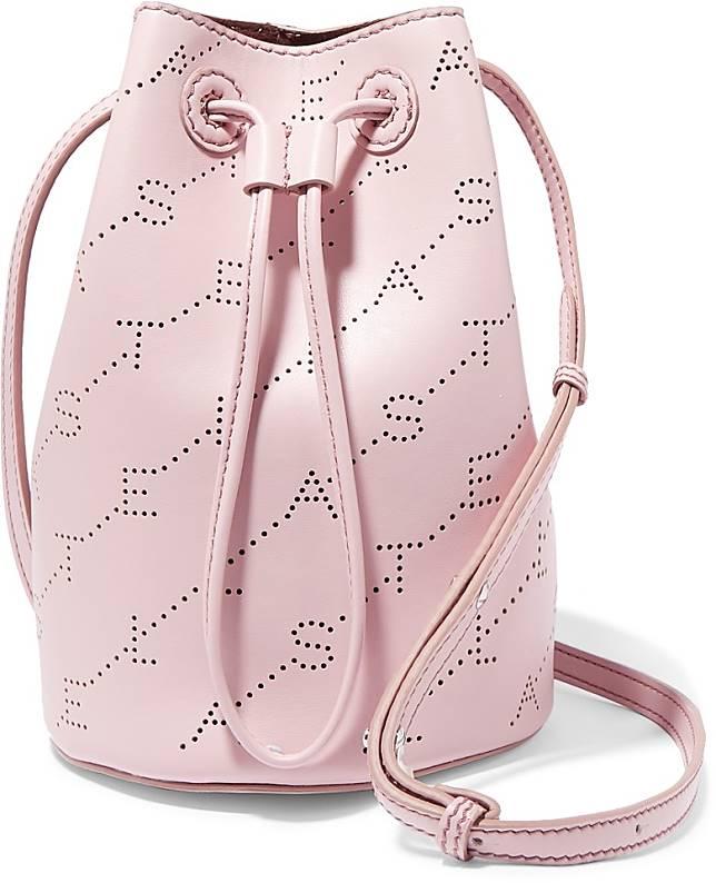 STELLA MCCARTNEY粉紅色水桶袋(互聯網)