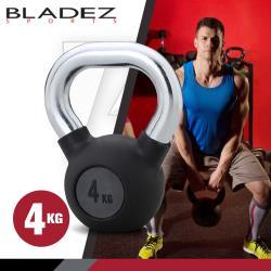 ◎專業防鏽處理|◎包膠技術有效降低噪音且減少地面傷害|◎多重運動方式,能鍛鍊全身肌肉 / 核心肌群訓練及爆發力都能提升商品名稱:BLADEZBM2包膠壺鈴-4KG品牌:BLADEZ類別:無氧運動訓練部