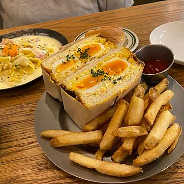 egg baby cafeのundefinedに実際訪問訪問したユーザーunknownさんが新しく投稿した新着口コミの写真