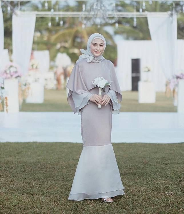 Mewahnya Jilbab Organza Favorit Hijaber Buat Kondangan