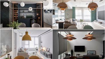 餐廳吊燈怎麼選?窺探設計師愛用的四大經典北歐風&現代風燈飾,打造一盞吸睛的居家設計