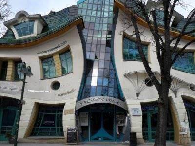 Ada Dari Indonesia, Ini Lho 5 Bangunan Unik di Dunia!