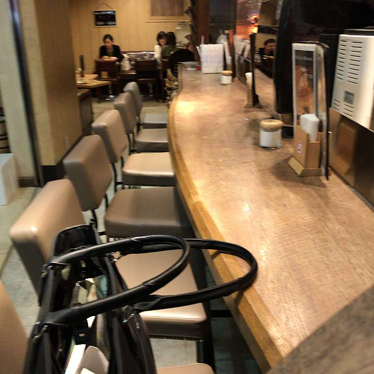 実際訪問したユーザーが直接撮影して投稿した新宿コーヒー専門店函館 美鈴珈琲 新宿店の写真