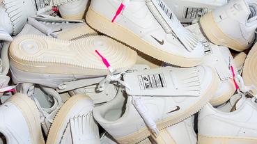 新聞分享 / 看中設計還是限量?PIET 特製四十雙 Nike Air Force 1 看點不少