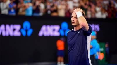 Australia Open ngày 1: Murray chia tay sớm, Federer vào vòng 2