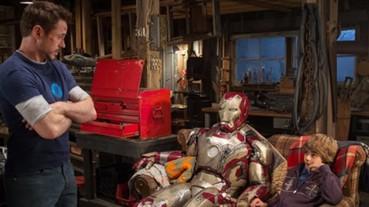 《鋼鐵人 3》當中小男孩,即將拍攝《復仇者聯盟 4》重要角色!