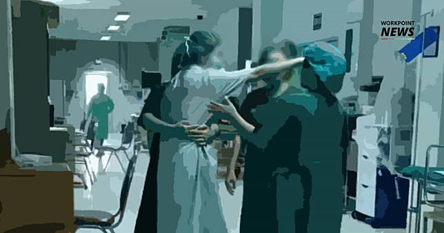 โซเซียลแห่แชร์คลิปหมอมีปากเสียงพยาบาล ปมแย่งห้องผ่าตัดทำคลอด