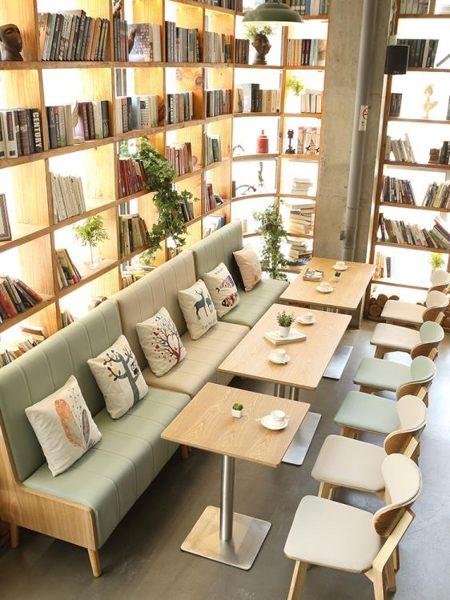 餐廳沙發定制咖啡廳西餐廳主題餐廳網紅奶茶店漢堡店靠墻卡座沙發桌椅組合 非凡小鋪LX